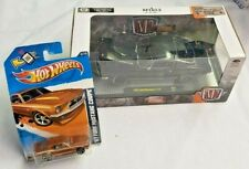 """M2 Machines '66 Ford Mustang """"2+2GT"""" 1/24 & '68 Ford Mustang GT 390 Scale 1/64"""