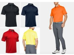 Under Armour * UA Tech Polo Shirt Classic Style for Men
