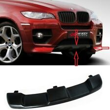 bmw e71 lip for front bumper tuning bmw abs plastic bmw x6 spoiler