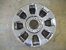 "Ford F250 F350 Truck Alloy Rim Wheel 2017 17 20"" PVD CHROME HC3C-1007-GA OEM"