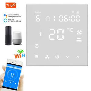 WIFI Thermostat Air Conditioning Smart Thermostat For Cooling And Heating Tuya