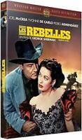 DVD : Les rebelles - WESTERN - NEUF