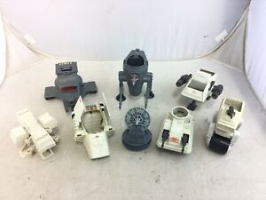 Lot of Vintage Star Wars Mini Rigs Vehicles