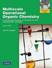 Multiscale Operational Organic Chemistry 2e by Lehman International Edition