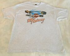 House of Harley Davidson Motorcycles Milwaukee WI 105th Anniversary T-Shirt 2XL
