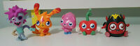 MOSHI MONSTERS TOYS KATSUMON LUVLI ZOMLING POPPET CHARACTER TOY