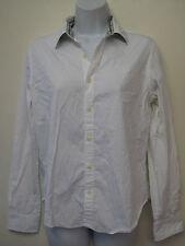 Genuine Vintage Ralph Lauren POLO Ladies White  Blouse Size L UK 14 Euro 42
