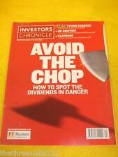 INVESTORS CHRONICLE - PLATINUM - JUNE 13 2003