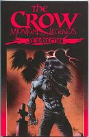 Crow Midnight Legends Resurrection 5 TPB GN IDW 2013 NM 1 2 3 4