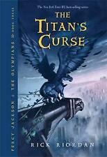 The Titan's Curse by Rick Riordan (Paperback / softback, 2008)
