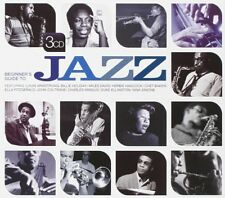 Beginner's Guide To Jazz - 45 Various (3CD) NEW/SEALED