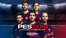 PES Pro Evolution Soccer 2018 STEAM REGION FREE PC KEY