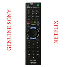GENUINE SONY TV UNIVERSA RemoteControl Replaces RM-GD003 RMGD014 BRAVIA NETFLIX