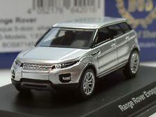 BOS Land Rover - Range Rover EVOQUE, silber - 87145 - 1:87