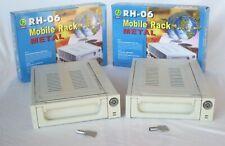 2 MOBILE RACK LIAN-LI   RH-06 PER HAR DISK IDE