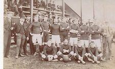 Postcard Kendal Swifts football team Kendal Cumbria 36