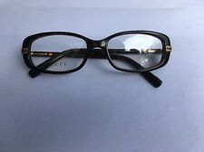 Gucci GG2928 EJZ Tortoise Plastic Eyeglass Frame Made In Italy