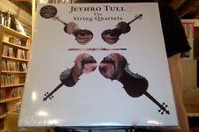 Jethro Tull The String Quartets 2xLP sealed vinyl + download etched