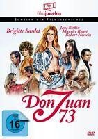 DON JUAN 73-MIT BRIGITTE BAR - VADIM,ROGER   DVD NEU