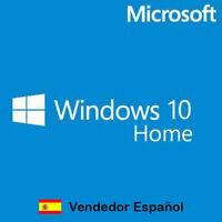 Windows 10 Home - 32/64Bits - Clave Licencia Original - Entrega Rapida