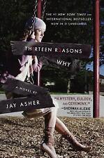 THIRTEEN REASONS WHY [9781595141712] - JAY ASHER (HARDCOVER)  *FREE SHIPPING*