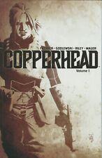 COPPERHEAD #1 Faerber / Godlewski / Riley (Image 2015)   Graphic Novel F3.625