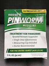 reeses pinworm Medicine Liquid Suspension