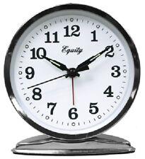 La Crosse, 24014, Key Wind Alarm Clock