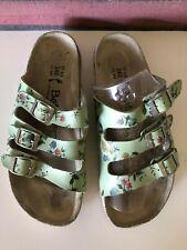 BIRKENSTOCK BETULA Three Strap Sandals Sz 37