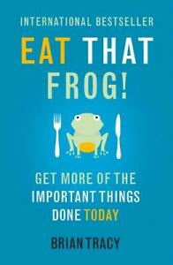 Eat That Frog!, Tracy, Brian, New, Book