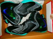 Nike Lil Penny Posite Hyper Jade Basketball Shoes 630999-002 MEN US 11 GID 3M