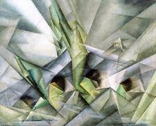 Bridge V  by Lyonel Feininger   Giclee Canvas Print Repro