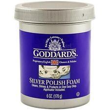 Goddards Long Shine Silver Foam NEW pad