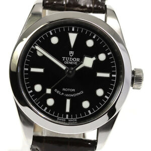 TUDOR Heritage Black Bay 36 79500 cal.2824-2 black Dial AT Men's Watch_641654