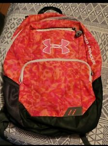 Under Armour backpack Pink camo