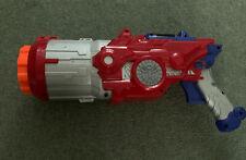 Transformers Optimus Prime Pump Action Blaster Firing Gun Super Rare
