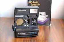 POLAROID SuperColor  SE 670 AF LAND Instant Film  w/ Original Packaging  -Test@@