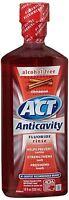 ACT Anticavity Fluoride Rinse Cinnamon 18 oz (Pack of 3)