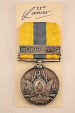 BRITISH EGYPTIAN ARMY NAVY KHEDIVES SUDAN MEDAL 1896-08