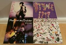 "Lot of 4 Prince 12"" singles record vinyl NM Collector Quality"