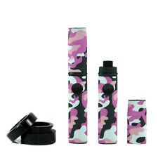 Pink Camo Vaporizer-Pen Double Kit - Compatible with Micro G pen & Atmos Thermo