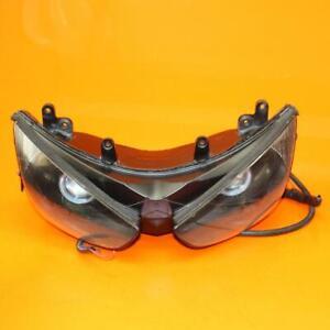 2005 2006 KAWASAKI NINJA ZX6R 636 OEM FRONT HEADLIGHT HEAD LIGHT LAMP