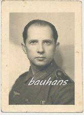 Foto-Soldat-Wehrmacht-Bandspange   2.WK (Q240)