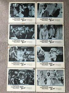 Original Lobby Card Set (8) 11x14: Paris Blues (1961) Paul Newman