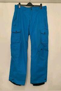 Snowboard Ski Trousers Size L. Oneal like burton