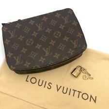 Louis Vuitton LV Monogram Logo Monte Carlo Travel Jewellery Jewelry Case Bag