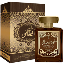 OUD AFGANO ARABIAN HIGH QUALITY AGARWOOD PURE OUD EDP PERFUME 100ML BY KHALIS