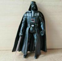 """Star Wars Darth Vader Action Figure 4"""" Light Up Lightsaber"""