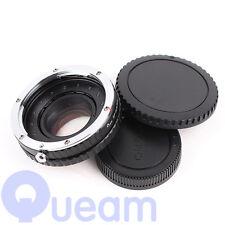 Regolabile apertura focale RIDUTTORE SPEED BOOSTER adattatore Canon EF Lente Per M4 / 3