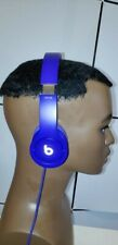 Beats by Dr. Dre Solo Headset - Purple color drenched Color Headset- Demo